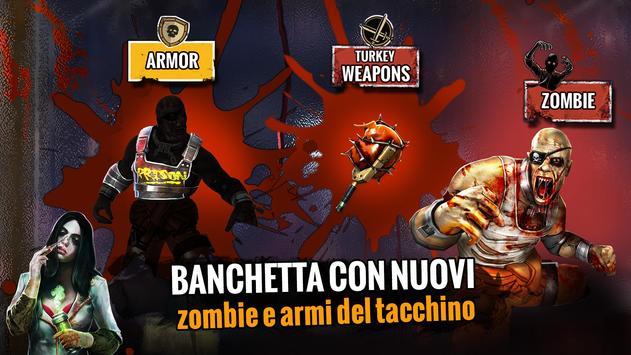 4 Schermata Zombie Fighting Champions