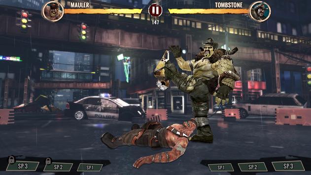 5 Schermata Zombie Fighting Champions