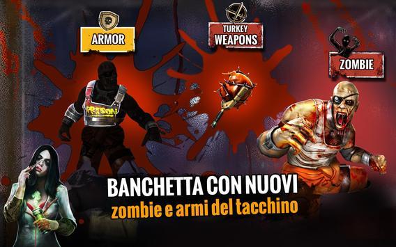 8 Schermata Zombie Fighting Champions