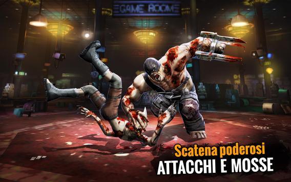 9 Schermata Zombie Fighting Champions