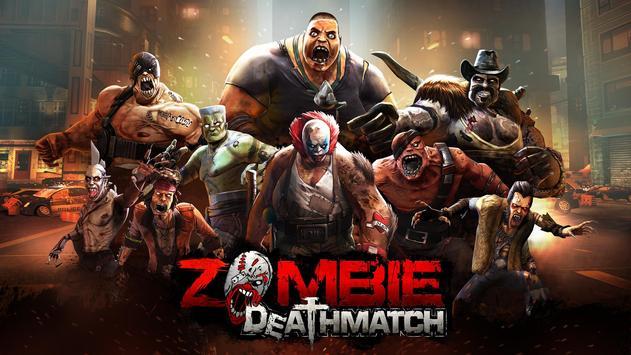 Zombie Fighting Champions ポスター