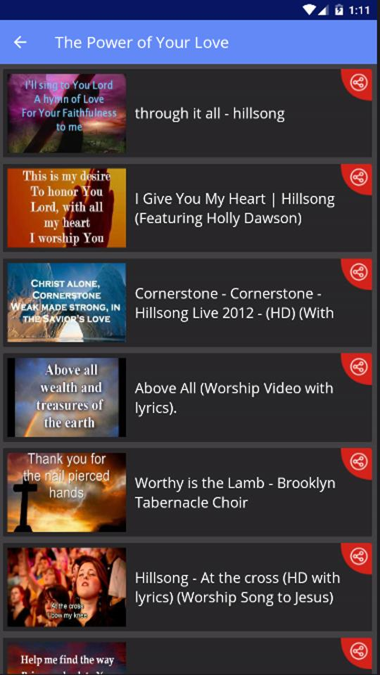 Top Praise & Worship Songs Music Free for Android - APK Download