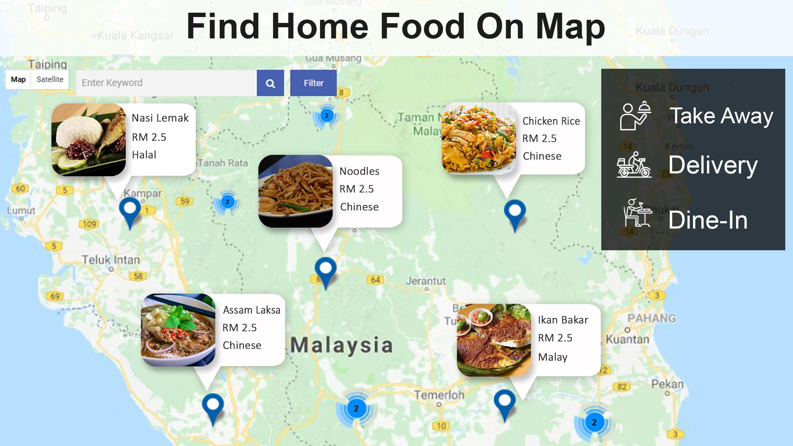 Home Food Near Me Healthy Meal Restaurant Delivery For