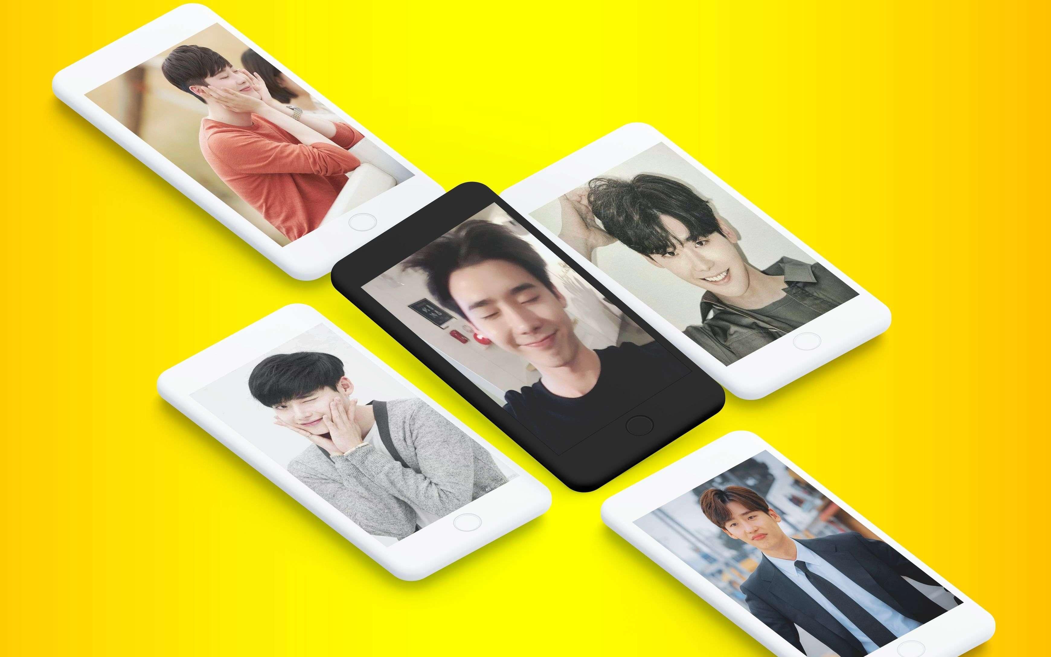 Lee Jong Suk Wallpaper Hd For Android Apk Download