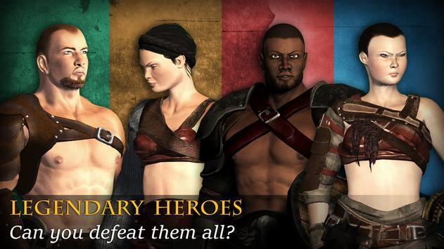 Gladiators: Immortal Glory screenshot 13