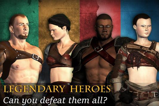 Gladiators: Immortal Glory screenshot 3