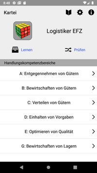 Logistiker EFZ (2019) screenshot 1