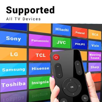 टीवी के लिए रिमोट कंट्रोल स्क्रीनशॉट 4