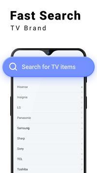 टीवी के लिए रिमोट कंट्रोल स्क्रीनशॉट 5