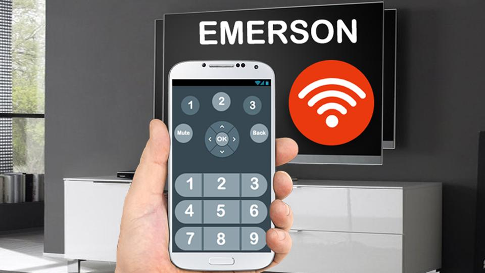 Smart Remote For Emerson Tv For Android Apk Download