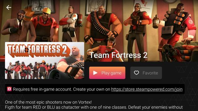 Jogos Vortex na nuvem imagem de tela 7
