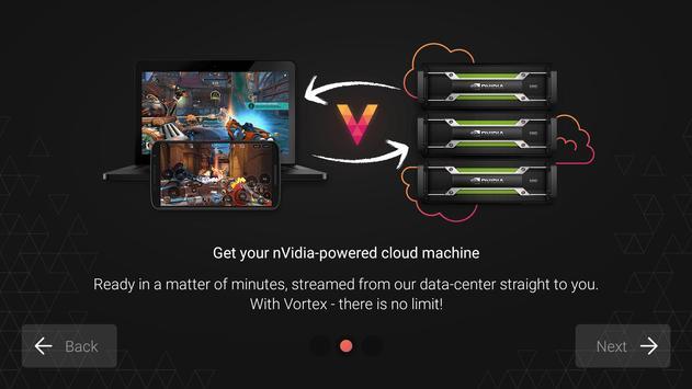 Jogos Vortex na nuvem imagem de tela 5