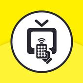 Universal TV Remote Contol icon
