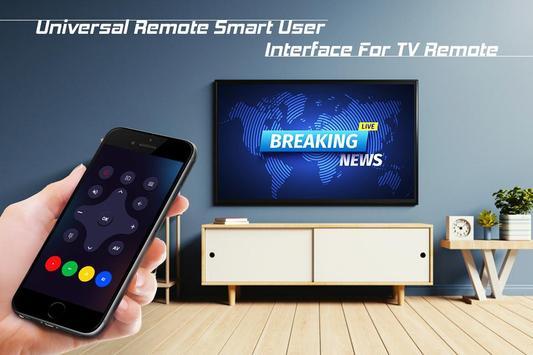 Universal TV Remote Contol poster