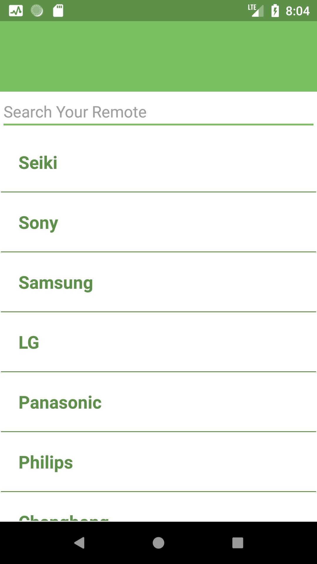 Seiki Tv Remote For Android Apk Download
