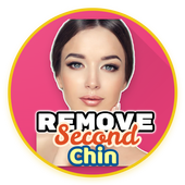 How to Remove the Second Chin icon