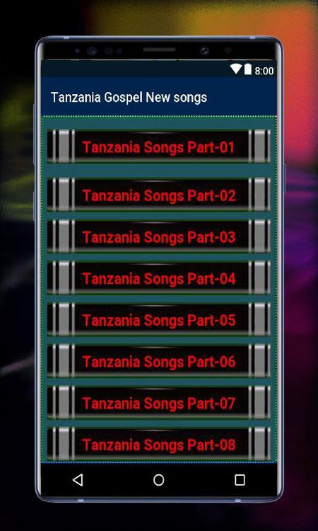 Tanzania Gospel New songs for Android - APK Download