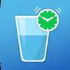 Wassererinnerung - Wasser trinken erinnern Zeichen