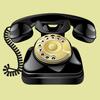 Oude Telefoon Ringtones en Alarmen-icoon