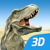 Tyrannosaurus rex ('lagarto tirano') ícone