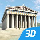 Akropolis İnteraktif eğitici 3B APK