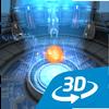 세상을 바꾼 물리학자대화식 교육적 3D 아이콘