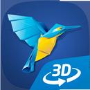mozaik3D app أيقونة