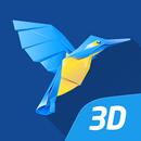 mozaik3D app - 3B görüntüler, testler ve oyunlar APK