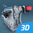 Dört Zamanlı Motor İnteraktif eğitici 3B APK