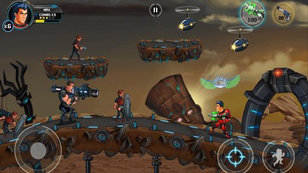 Alpha Guns 2 تصوير الشاشة 12