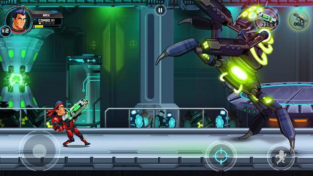 Alpha Guns 2 تصوير الشاشة 1