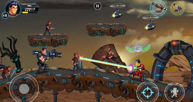 Alpha Guns 2 screenshot 4