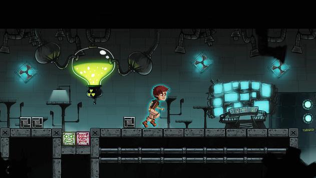 Barren Lab screenshot 2