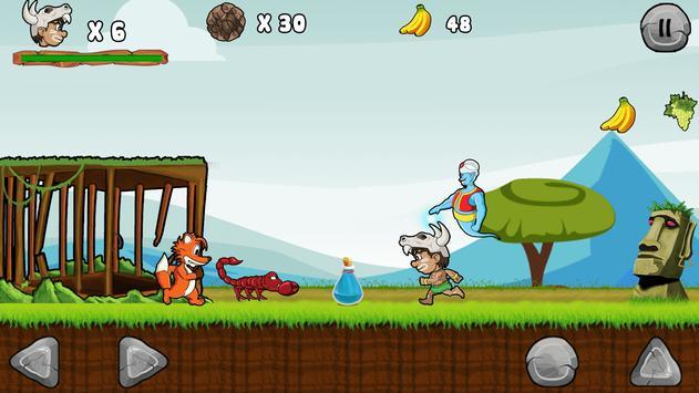 Jungle Adventures скриншот 4