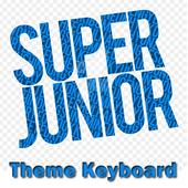 SUPER JUNIOR THEME KEYBOARD icon