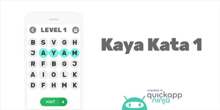 Kaya Kata 1 screenshot 6