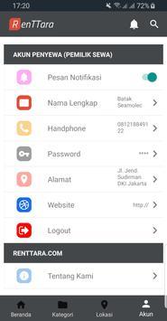 RenTTara screenshot 7