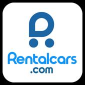 Rentalcars.com Car Rental App आइकन