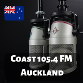 Coast 105.4 FM Auckland NZL Radio Station Live HD アイコン