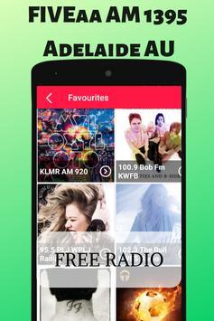 FIVEaa AM 1395 Adelaide AU Free Radio Station Live screenshot 7