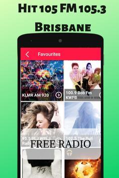 Hit 105 FM 105.3 Brisbane Free Internet Radio Live screenshot 7