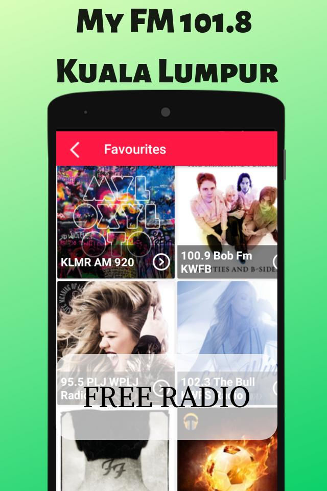 My Fm 101 8 Kuala Lumpur Online Radio Malaysia Hd For Android Apk Download