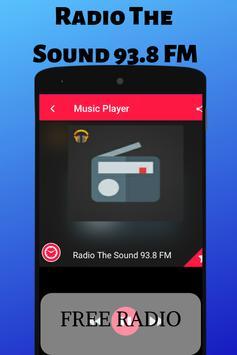 Radio The Sound 93.8 FM Auckland New Zealand Live poster