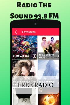 Radio The Sound 93.8 FM Auckland New Zealand Live screenshot 1