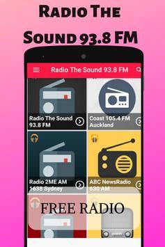 Radio The Sound 93.8 FM Auckland New Zealand Live screenshot 5