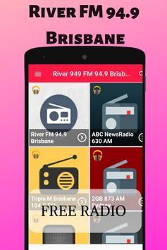River 949 FM 94.9 Brisbane Australian Radio Online screenshot 5