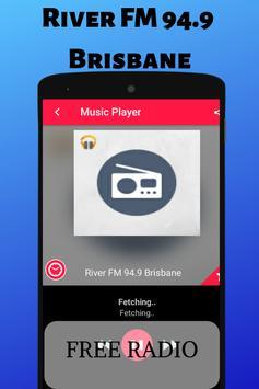 River 949 FM 94.9 Brisbane Australian Radio Online screenshot 6