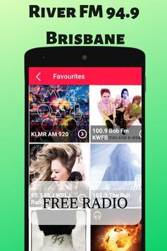 River 949 FM 94.9 Brisbane Australian Radio Online screenshot 7