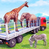Rescue Animal Transport - Wild Animals Simulator icon