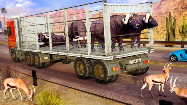 Rescue Animal Transport - Wild Animals Simulator screenshot 1